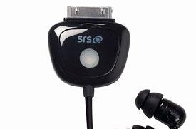 SRS iWow 3D really improves the sound of any iPod or iOS device