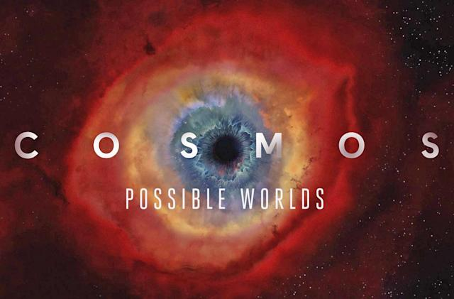The new 'Cosmos' returns for second season in spring 2019
