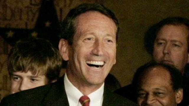 Mark Sanford Accused of Trespassing at Ex-Wife's Home