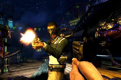 Humble 2K Bundle offers up BioShock trilogy, The Darkness 2