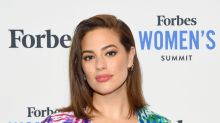 Ashley Graham opens up about pressure to 'snap back' after giving birth