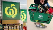 Shoppers up in arms over Woolworths' ongoing Covid policy