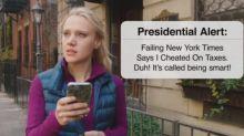 A Real Emergency: Presidential Alerts Read Like Trump's Tweets In 'SNL' Spoof