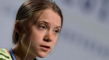 Why is the president of the United States cyberbullying a 16-year-old girl?