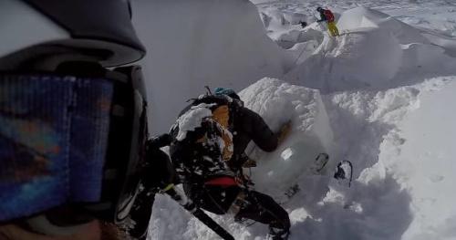 Ski - 50° North : que prendre dans son sac lors d'une sortie en pente raide ?