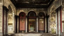 Eerie images showcase the hidden abandoned beauty of de facto republic