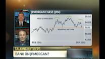 How low can JP Morgan go?