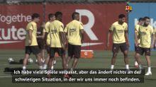Suarez: Angst, nach Rückkehr von Verletzung