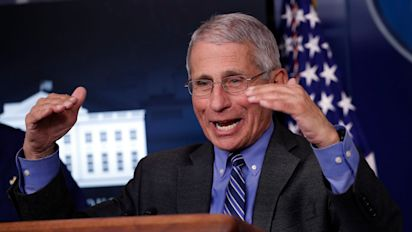 Fauci, Birx see positive signs in battle against virus