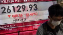 La Bolsa de Hong Kong repunta un 0,84 % animada por las petroleras