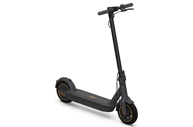Get Segway's Kickscooter Max for $100 off, plus a $100 gift card