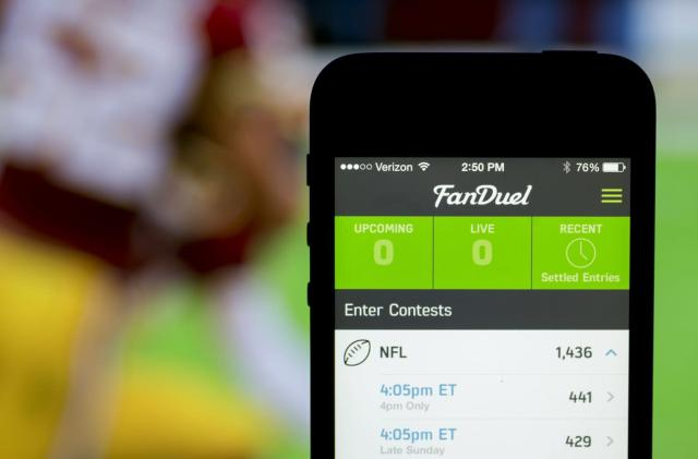 Virginia sends nation's first daily fantasy bill to the governor