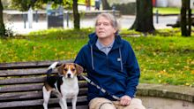 Vulnerable man prescribed an emotional support dog faces eviction - for having a dog