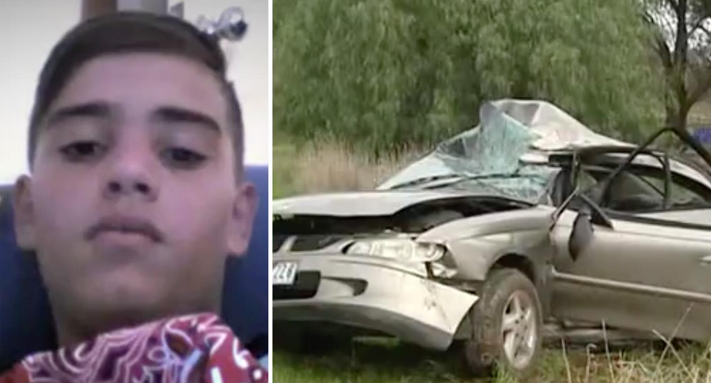 Nathalia boy, 12, killed on impact in horror crash