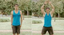 Exercícios para recuperar a forma e perder a barriga adquirida com as comilanças do fim do ano