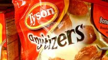 Why Tyson Foods, Inc. Stock Is Lower Today