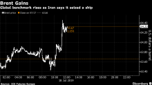 Oil Dips as Russian Pipe Flow Is Restored, Earnings Are Mixed