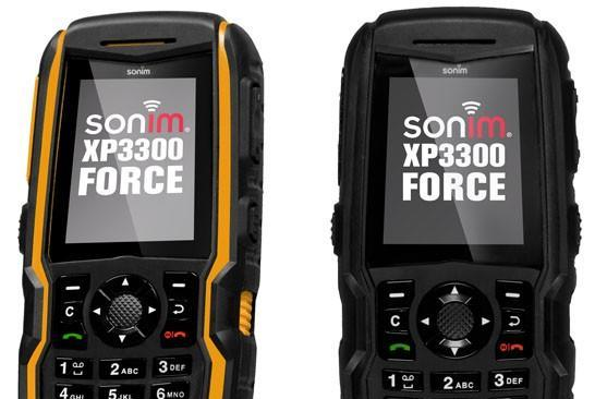 Sonim XP3300 Force claims insane ruggedness, longest talk time in the world