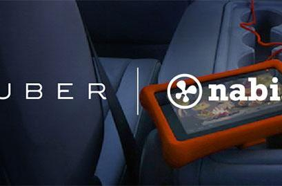 Uber Family offers kids-friendly tablets in Washington, DC