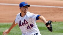 Mets get Jacob deGrom news they were hoping for