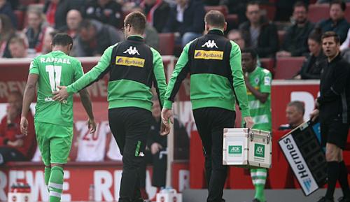 Bundesliga: Gladbach auch gegen Dortmund ohne Raffael - Hazard fraglich
