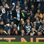 Rooney revels in 200th Premier League goal as Everton hold City