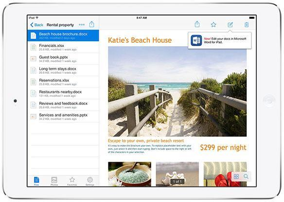 Microsoft Office will soon tap into your Dropbox