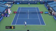 Ohne Satzverlust: Djokovic souverän gegen Sandgren