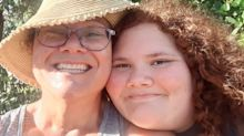 Mom whose 12-year-old daughter died from COVID-19 urges people to 'be kind' and wear a face mask