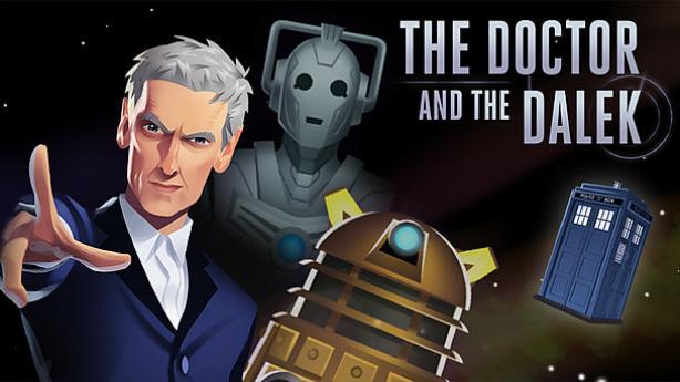 Doctor Who game starring Capaldi teaches kids to code