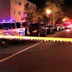 6 Shot, one killed in Washington, D.C.