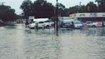 Heavy Rain Triggers More Flooding in Tampa