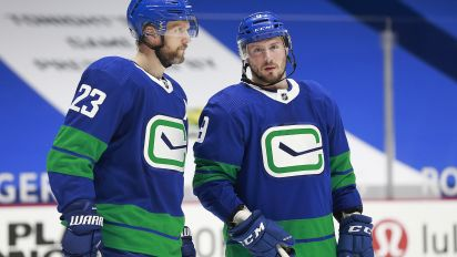 Canucks' risky return to action postponed