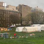 Central Park Hospital Faces Backlash