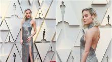Los mejores looks de Brie Larson en la alfombra roja