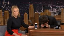 Amy Schumer Has a Terrifying Stuffed Animal Collection
