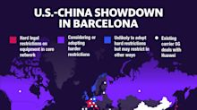 U.S.-China showdown: Huawei has 'completely taken over' the Mobile World Congress