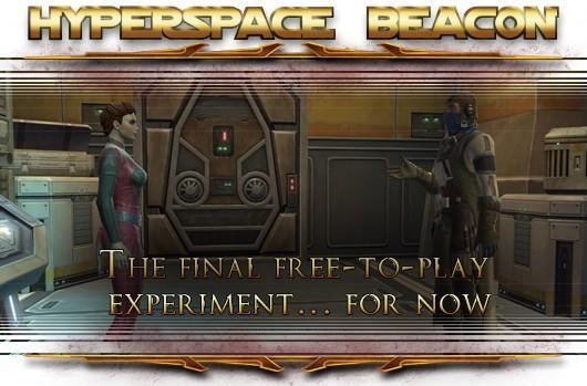 Hyperspace Beacon: The final SWTOR free-to-play experiment... for now