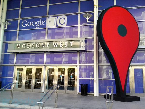 Live from Google I/O 2011's opening keynote!