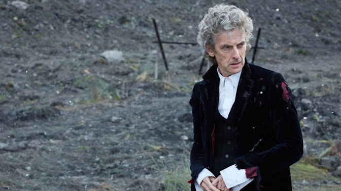 Doctor Who drops a new sneak peek of Christmas special