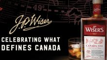 J.P. Wiser's releases limited edition bottles 'Seasoned Oak' and 'Canada 2018'