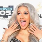 Cardi B Gave Out Hundreds of Winter Coats in Brooklyn