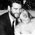Miley Cyrus Just Shared a Ton of Never-Before-Seen Wedding Photos