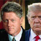 Impeachment crushed Nixon's approval ratings, but Clinton emerged unscathed. Here's how Trump could survive, too.