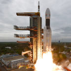 India Is Headed to the Moon