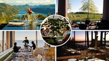 It's official: The 100 most-scenic restaurants in Canada revealed