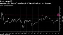 Red-Hot Canada Stock Rally Comes to Halt With Reality Sinking In