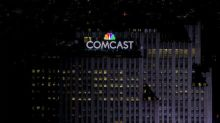 Comcast Stock Falls 3%