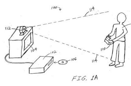 Sony's newest motion sensing patent