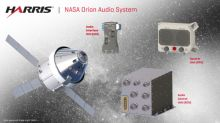 Harris Corporation to Provide Astronaut Audio System for NASA's First Human Deep-Space Exploration Mission